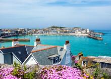 St. Ives, Cornwall, UK.