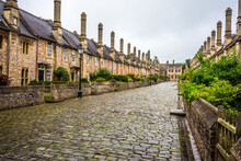 Vicars Close, Wells, UK.