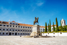 Historic Ducal Palace Of Vila Vicosa, Portugal