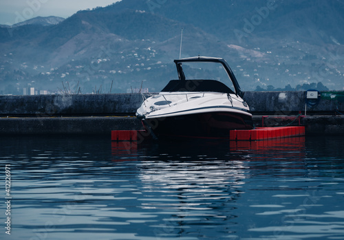 Fotografie, Obraz Batumi International Container Terminal