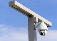 IP Security Camera And Led Street Lantern
