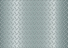 Gray Metal Background Concept Design Vector Illustration With Shadow Light