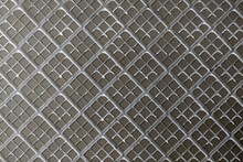 Light Brown Geometric Pattern Rhombuses For Background