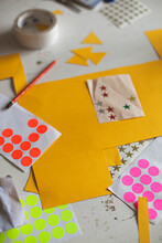 Crafting, Cutting, Sticking, Pasting, Making With Children