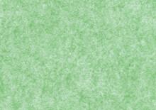 テクスチャ_黄緑_フェルト_さわやか_やさしい_生地_背景_ふわふわ_素材_バックグラウンド Green Felt Fluffy Material Texture