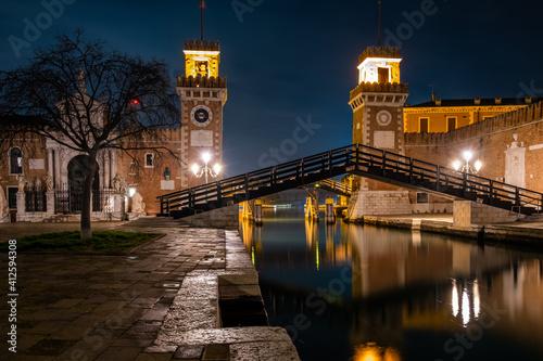 Venezia  l'arsenale © peggy