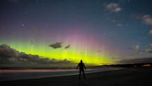 New Zealand Aurora Australis / Southern Lights
