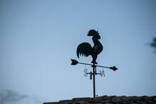 Rooster Weather Vane