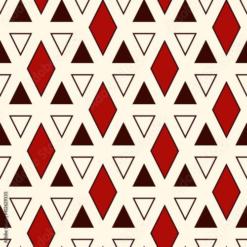 Tapety Eklektyczne  wspolczesny-wzor-geometryczny-ozdoba-w-powtarzajace-sie-trojkaty-nowoczesne-streszczenie-tlo-bezszwowa-tapeta-z-geometria