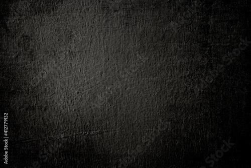Fotografie, Obraz Full Frame Shot Of Black Wall
