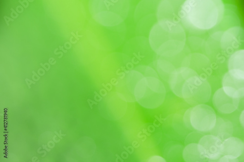 Full Frame Shot Of Green Abstract Backgrounds