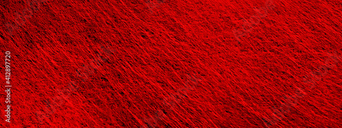 structure of red fabric with visible details