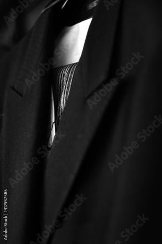 Fototapeta Close-up Of Blazer obraz