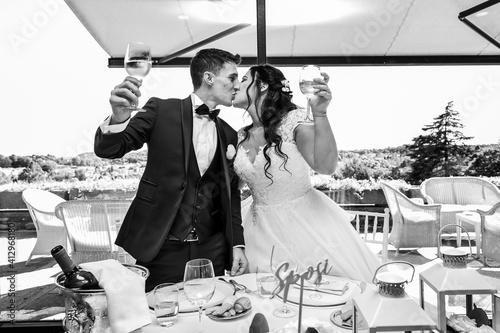 Fotografie, Tablou Matrimonio