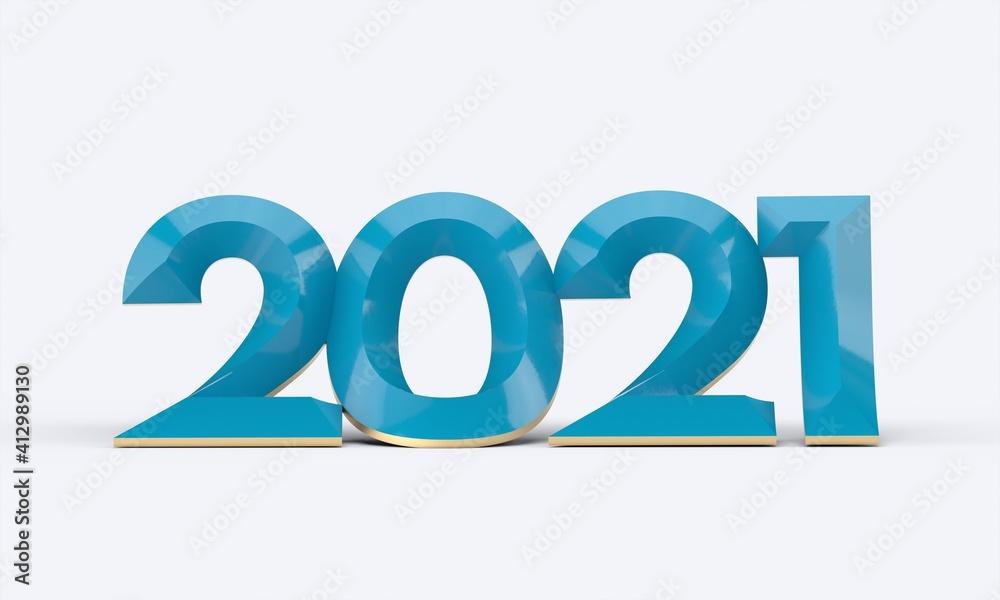 Fototapeta jahr 2021 erfolgreich
