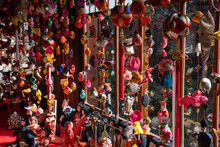 Photo Of Traditional Japanese Doll Decoration