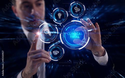 Fototapeta Business, Technology, Internet and network concept