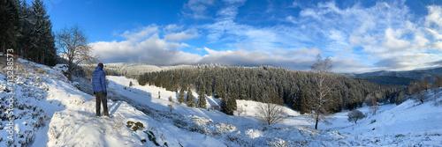 Dürre Lauter bei Goldlauter-Heidersbach im Winter © Henry Czauderna
