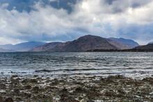 Loch Linnhe In Western Scotland