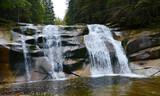 Wodospad w Karkonoszach