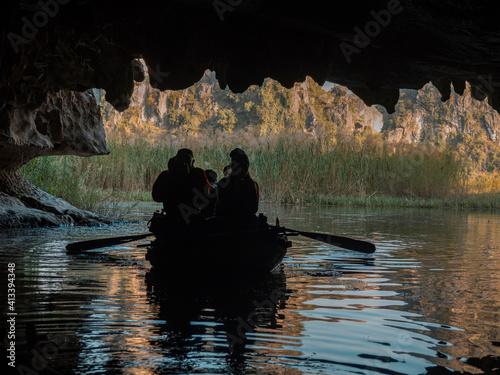 Photo Asia, Vietnam, Van Long Nature Reserve