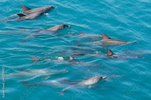 Fototapeta Western Australia, Kimberley Coast, Yampi Sound, Buccaneer Archipelago