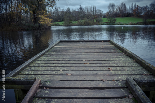 Fotografia Park Markeaton Derby