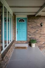 Doormat In Front Of House