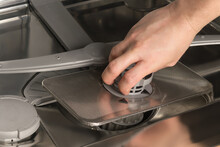 Servicing And Repairing Household Dishwashers, Close-up