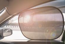 Sun Shade Of Side Window Car