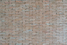 Brick Wall For Pattern And Background