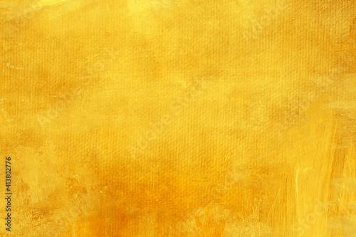 Wallpaper Mural Yellow grungy  backdrop