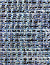 Multi-colored Tweed Woven Fabric Textile Background, Chanel Style Classic Fabric