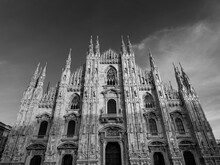 Cathedral Of Milan, Italy, Europe