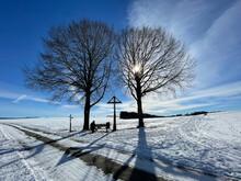 Schlichemklamm Im Winter