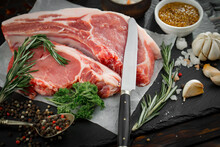 Food, Meat, Ham, Pork, Meal, Dinner, Fresh, Salmon, Raw, Breakfast, Slice, Sausage, Beef, Snack, Tomato, Smoked, Steak, Fish, Plate, Bacon, Salad, Gourmet, Appetizer, Sliced, Red