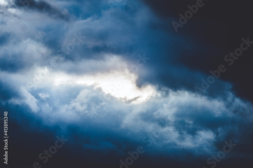 clouds in the sky © Daniel Vincek