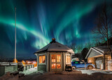 Northern Light in Stunning Norway