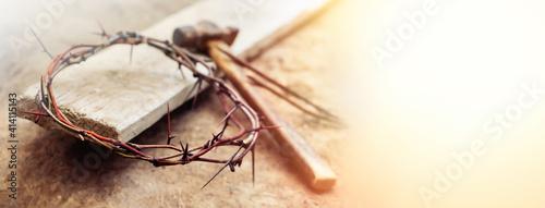 Fotografie, Obraz Passion Of Jesus Christ