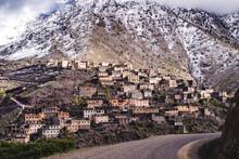 Imlil, High Atlas Mountains, Morocco