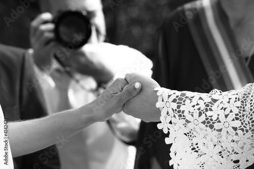 Tablou Canvas Homosexual wedding ceremony