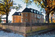 Stone Castle In Williamsburg Virginia