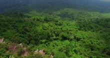Top View Of Pha Hua Nak