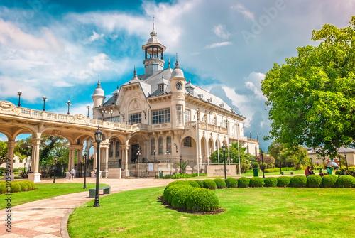 Fototapeta royal palace