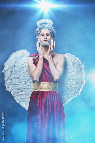 Foto Valentine with wings