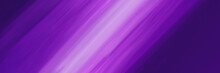 Smooth Blurred Line Abstract Background In Dark Violet Color Tones