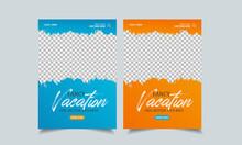 Travel Flyer Design Template, Tour Flyer, Tourism Color A4 Print Ready Flyer