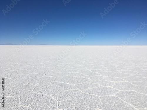Fotografie, Obraz Salar de Uyuni