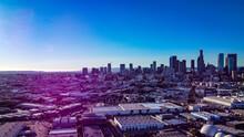 Lod Angeles Skyline