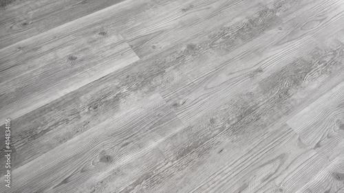 Obraz Close up shot of engineered Vinyl plank flooring - fototapety do salonu